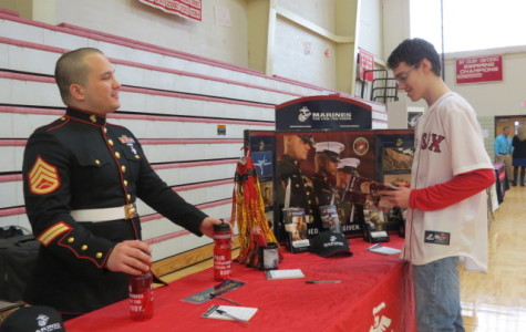 Vocational Fair Comes to BHS