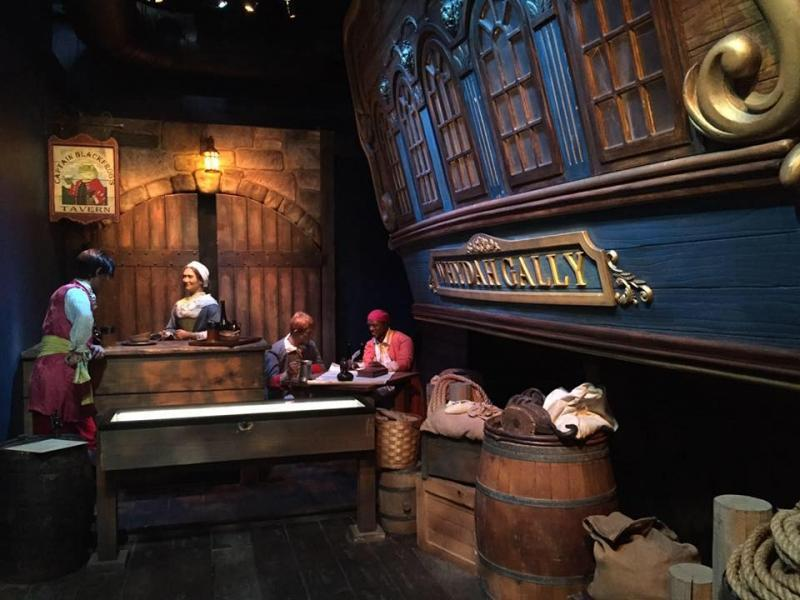 A+snapshot+of+the+Whydah+Pirate+Museum.