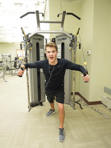 Students Stay in Shape With Winter Work Outs
