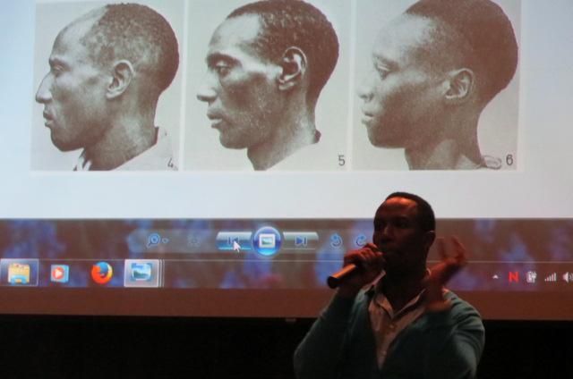 Rwandan Genocide Survivor Addresses BHS Students