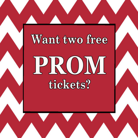 Want Two Free Prom Tickets?