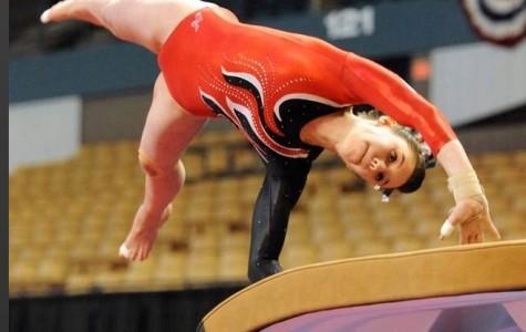 BHS Gymnastics Heads to Regionals
