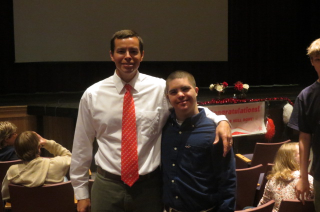 BHS Says Farewell to Graduating Special Education Students