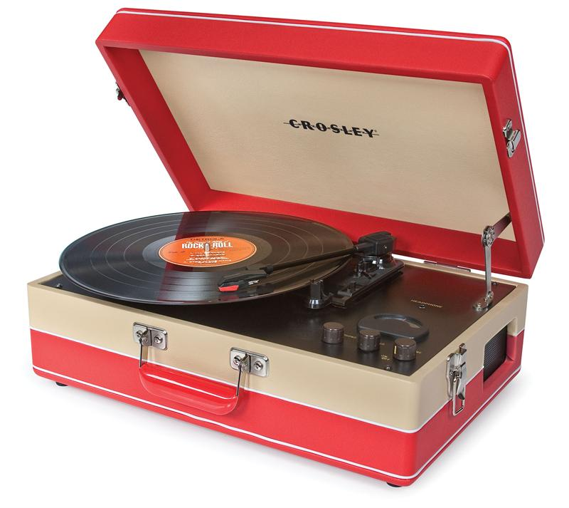 Record players are becoming a hot commodity.