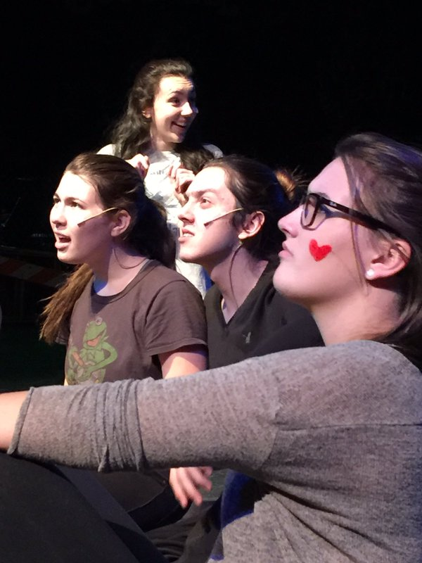 Behind the Scenes of Godspell