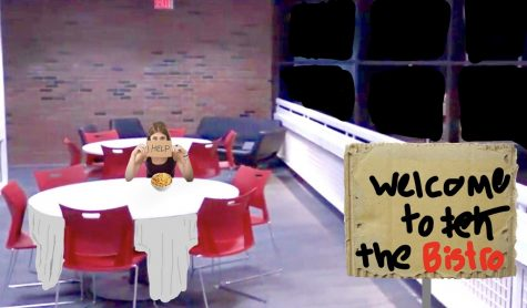 The Bistro Moves into the Library.