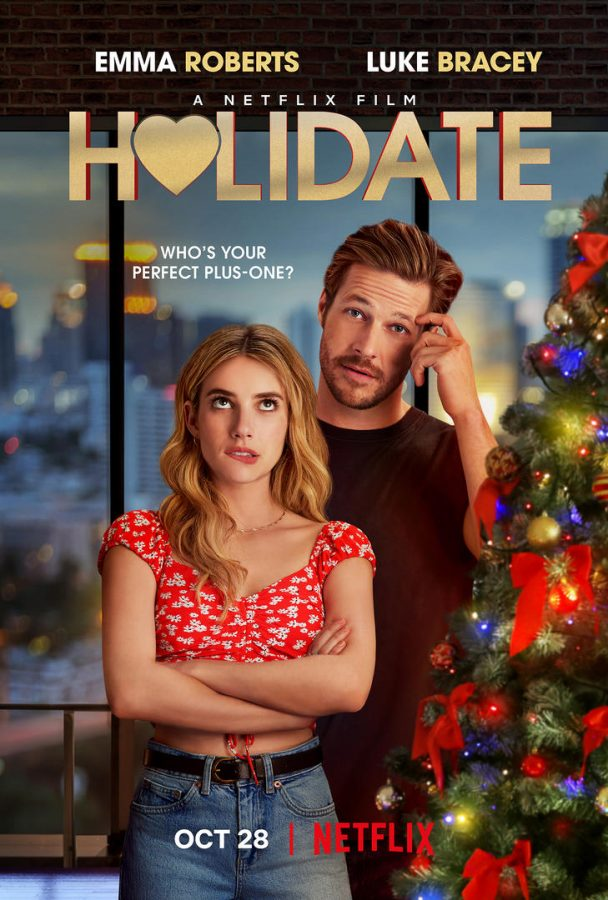Netflix Review- Holidate