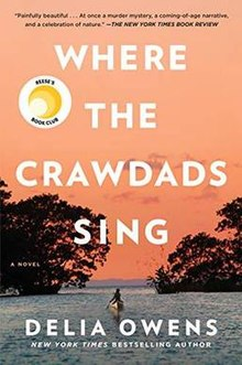 A Marshland Mystery-- Where the Crawdads Sing Book Review