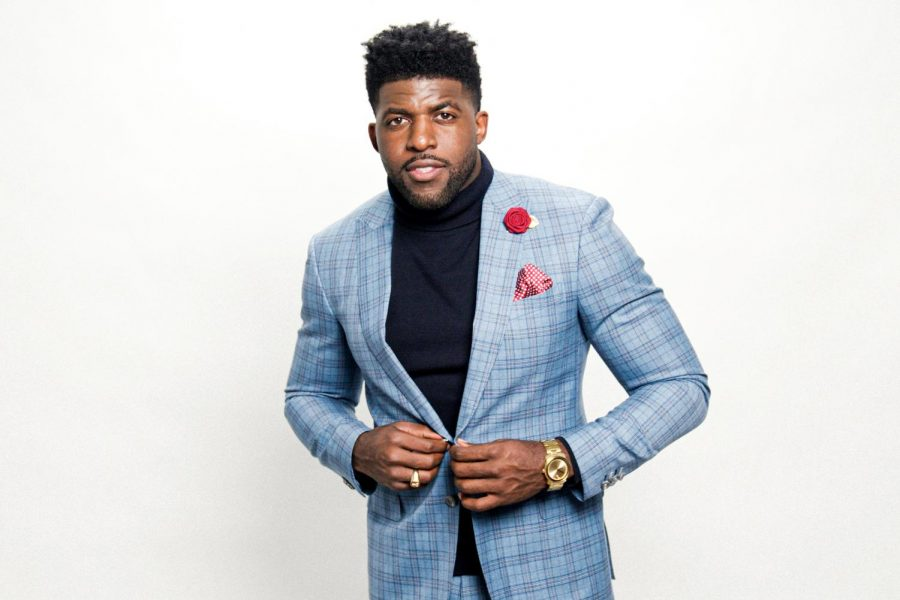 Emmanuel Acho Steps Up As New Bachelor Host