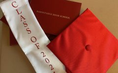 Graduation supplies will be handed to students during rehearsals.